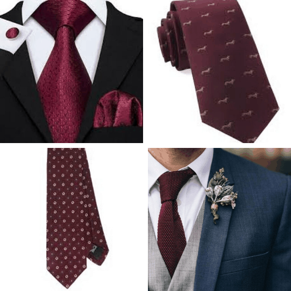 Burgundy Tie what to wear in autumn men mens fashion casual outfits for teenage guys autumn style