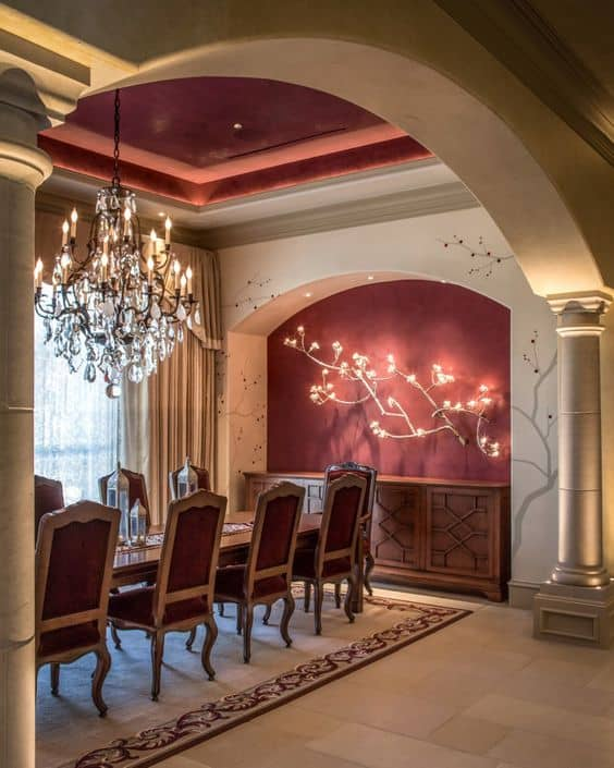 Burgundy dining formal dining room casual dining room ideas modern dining room ideas colonial dining room green dining rooms