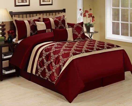 burgundy bedroom romantic bedroom ideas bedrooms for couples burgundy bedrooms for couples burgundy and gold bedding