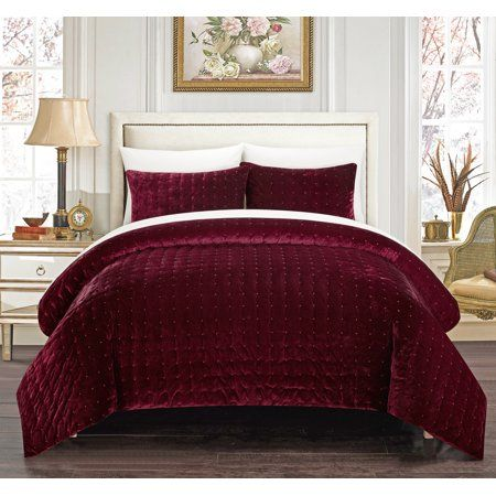 73+ Burgundy Color Ideas From Amazon That'll Help Your Bedroom Looks More Sexy & Romantic (2021)