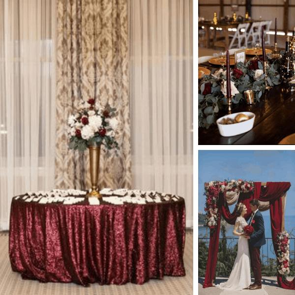 burgundy quinceanera wedding bouquet receptions wedding decor burgundy boutonniere burgundy rustic burgundy wedding
