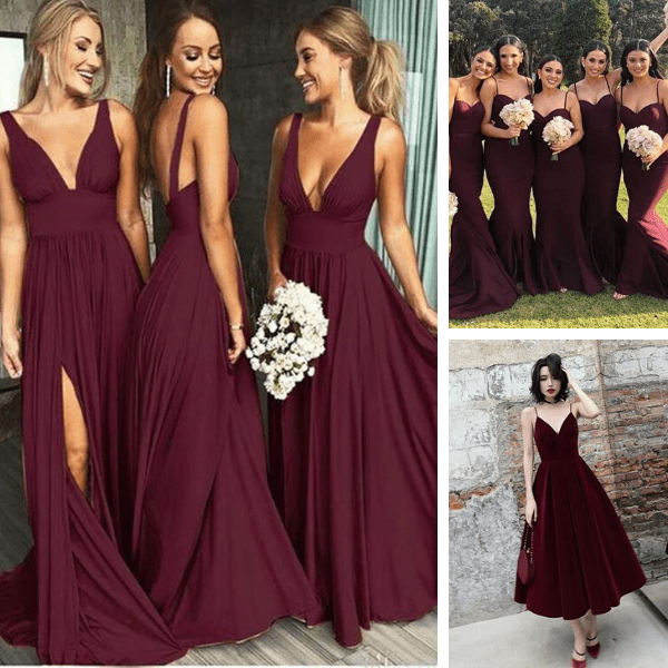 rustic burgundy wedding burgundy and gold wedding burgundy grey wedding burgundy gown burgundy bridesmaid burgundy groomsmen