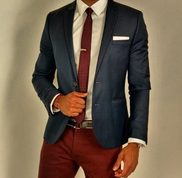 Buy Affordable Male Interview Clothes On Amazon: 29+ Burgundy Outfit Ideas Of How To Dress For An Interview In 2021