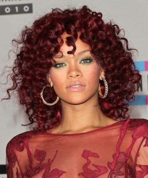 Iconic Burgundy Red Dresses Of Rihanna & Other 67+ Colorful Outfit Style Ideas (2021)