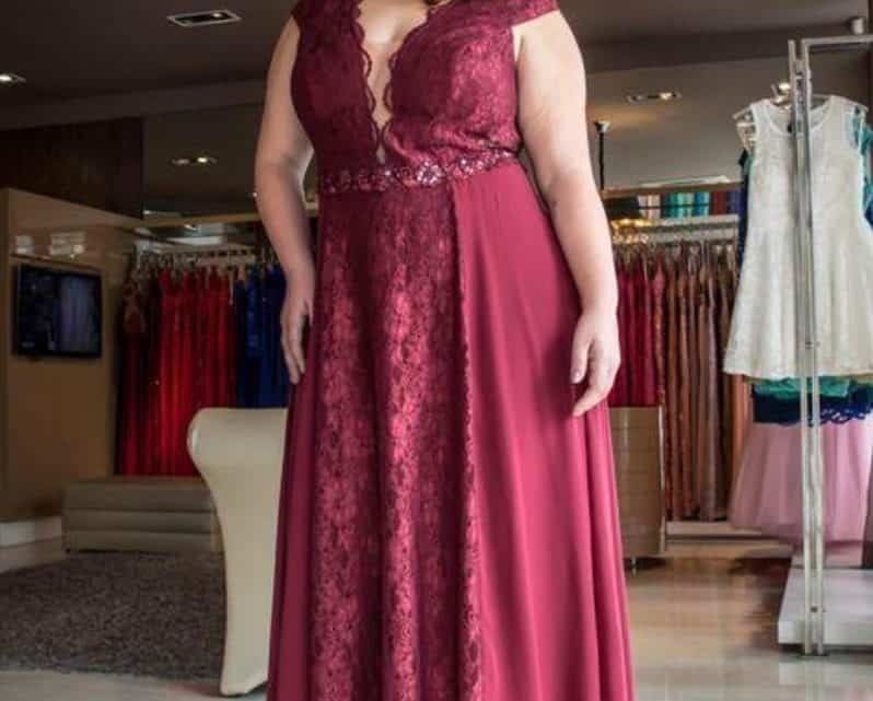 Ladies' Best Amazon Guide To 171+ Affordable Burgundy Plus Size Dresses For 2021 Wedding Cocktail Parties