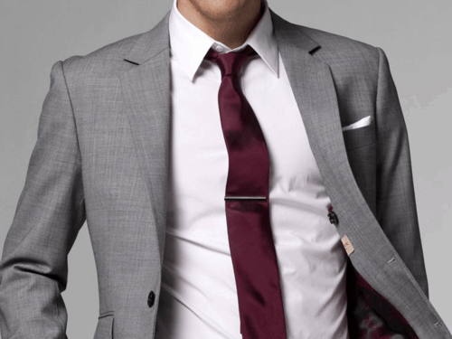 """""""how to dress like a gentleman how to look younger burgundy red/dark red suit formal outfit older man men"""""""