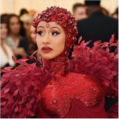 """cardi b red dress cardi b blue dress no makeup cardi b dress grammys fashion style fashion ideas famous celebrity outfits cardi b outfits i like it cardi b costume ideas cardi b casual cardi b hair color cardi b in fenty what to wear to an album release party cardi b stylist cardi b costume cardi b hairstyles cardi b met gala cardi b dress grammy grammy award costume cardi b no makeup"""