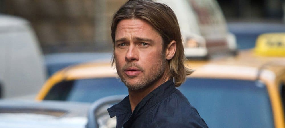 Copy 10+ Easy Long Lasting Hairstyles From The Most Attractive Male Actor: Brad Pitt (Updated 2021)