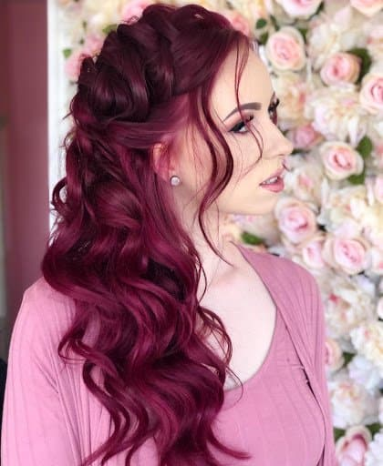 """How To Be Hotter? Copy These 17+ Medium Long Curly Hairstyles For Women With Medium Hair curly hairstyles haircuts for semi curly hair curly hair women long curly hairstyles layered haircut for curly hair medium length"""