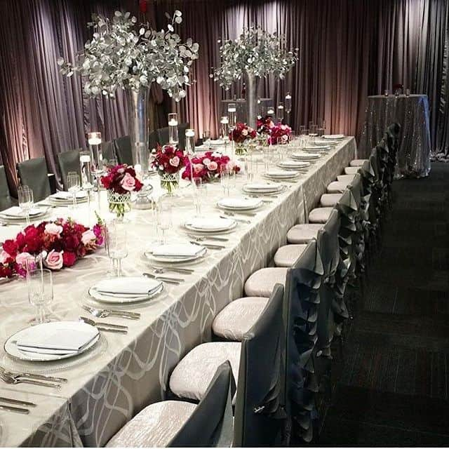 Elegant Wedding Palettes: 35+ Burgundy And Silver Color Scheme Ideas For 2021