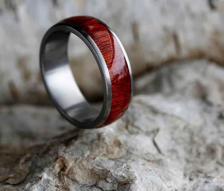Here Is Your Ultimate Guide To Select The Best Burgundy Wedding Bands For Groom To Rock The Look For His Marriage Ceremony (2021)
