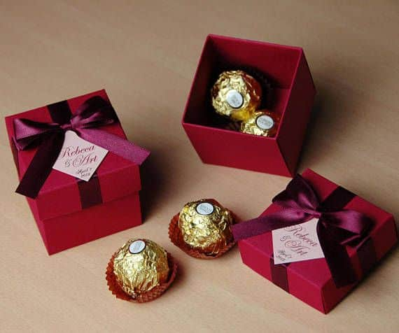 The Subtle Art To Choose The Best Burgundy Wedding Favors For Your Marriage Ceremony To Make Your Day Really Special (2021)