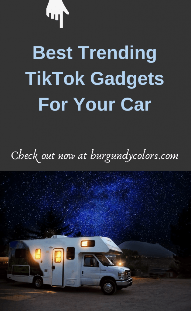 Things TikTok Made Me buy For My Car (Amazon Finds Compilation 2021) First I would like to thank TikTok for existing during the quarantine because it definitely helped me to kill time and made my life easier.