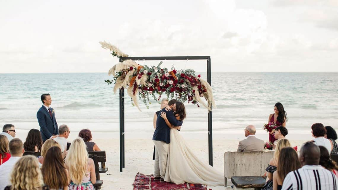 Tips To Organize A Beach Burgundy Wedding On A Very Low Budget That Will Make Your Marriage Ceremony Worth Remembering (2021)