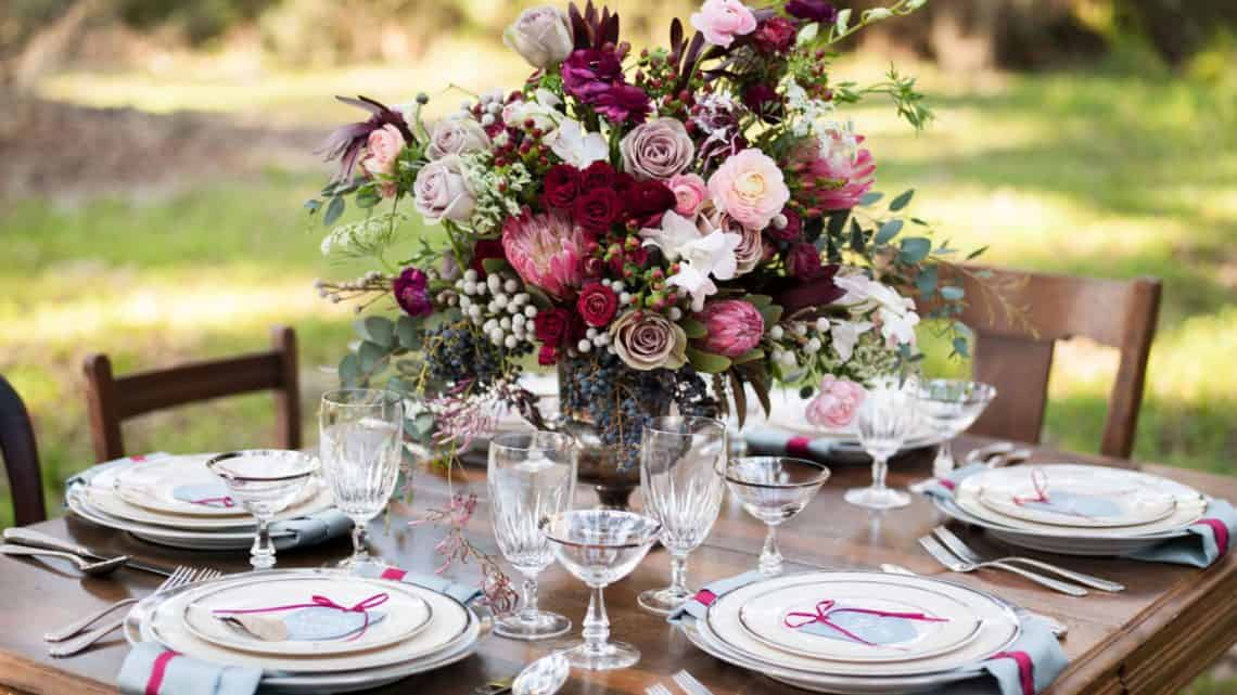 Here Is Your Ultimate Guide Towards Taking Care Of The Best Burgundy Wedding Floral Arrangements For Bringing Real Excitement To Your Day (2021)