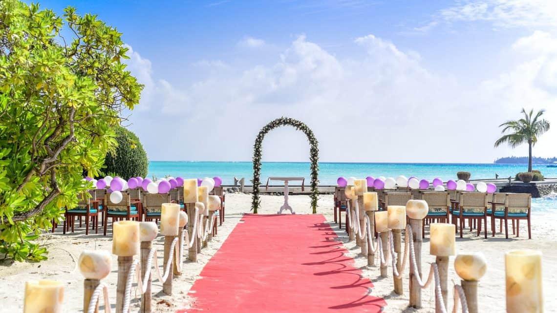 Beautiful Destination Wedding Location To Celebrate  Your Big Day (2021)