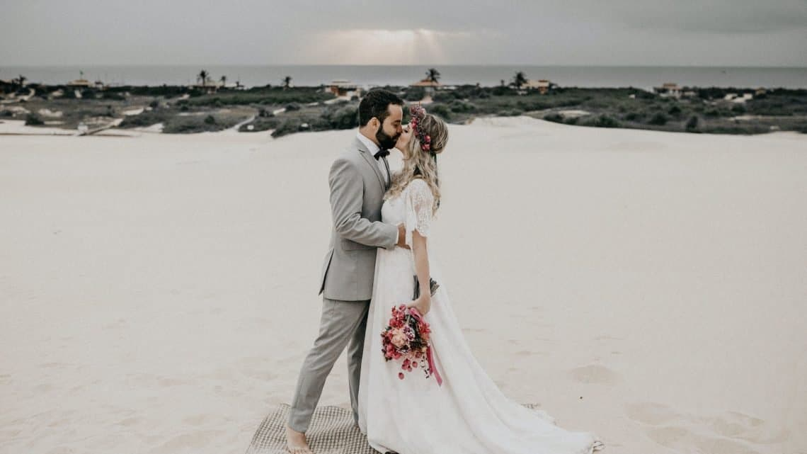 Get To Know How You Can Find About The Best Glamorous Designer Burgundy Dresses For The Perfect Beach Weddings (2021)