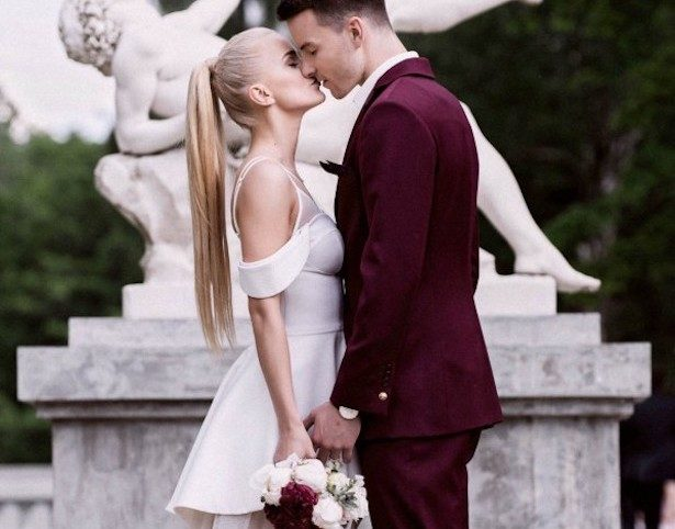 Here Is An Amazing Idea That You Can Utilize To Protect Your Burgundy Wedding Images From Content Stealers (2021)